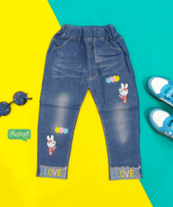Jeans Anak usia 4thn Flascokids