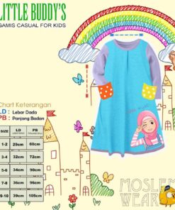 Gamis little buddys,gamis little buddy's