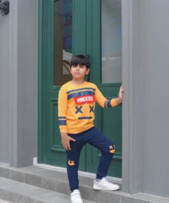 Jogger Set Sweater MineKids