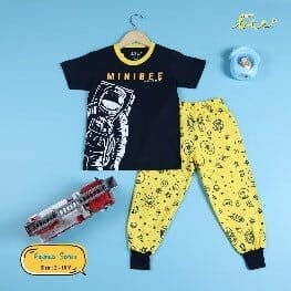 Baju Anak Mini Bee Pajamas
